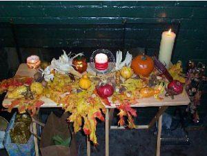 mabon2003-altar